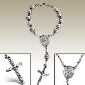 Rosario o cruz